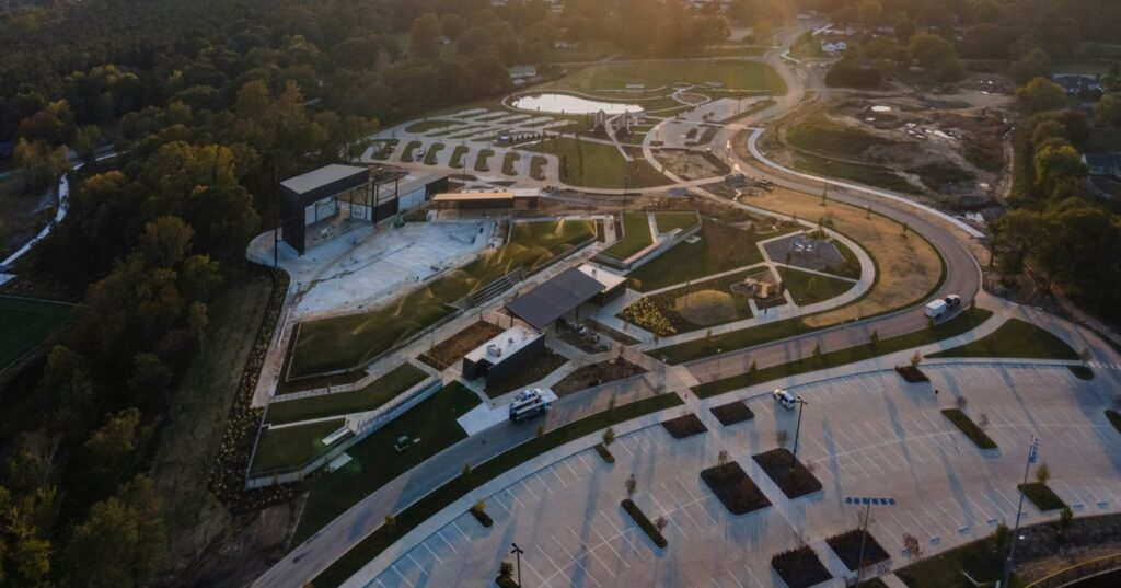 Sand Mountain Park And Ampitheater