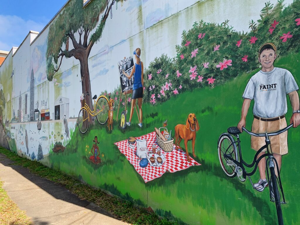 Img 4558 Mardi Gras, Mobile, Murals, Port City