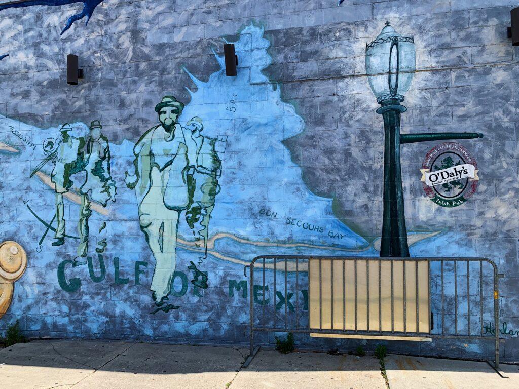 Img 4615 Mardi Gras, Mobile, Murals, Port City