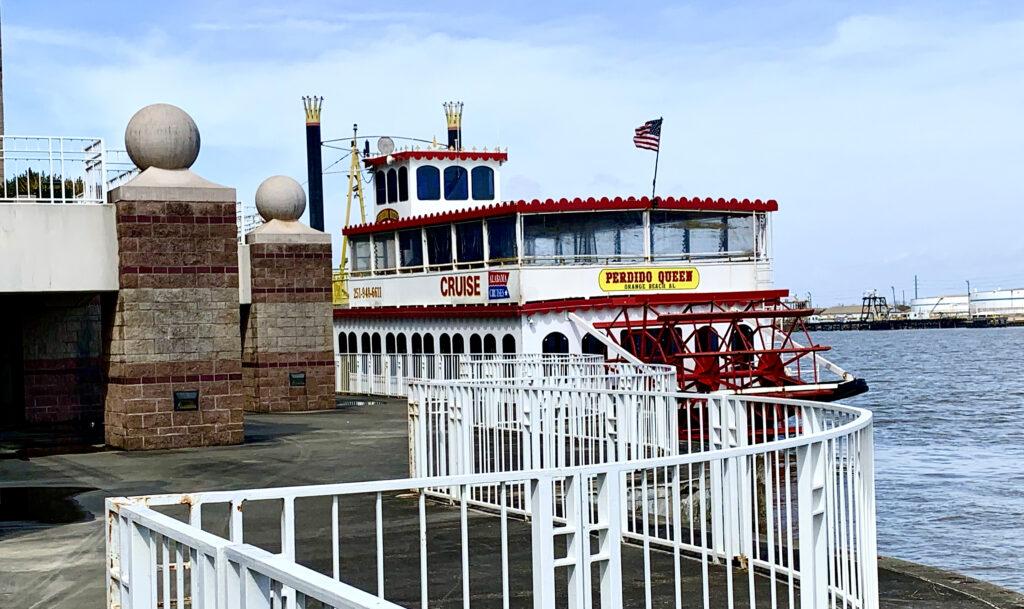 Perdido Queen Cruise Boat