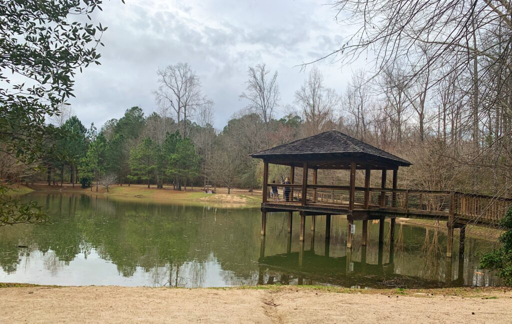 Town Creek Park Water
