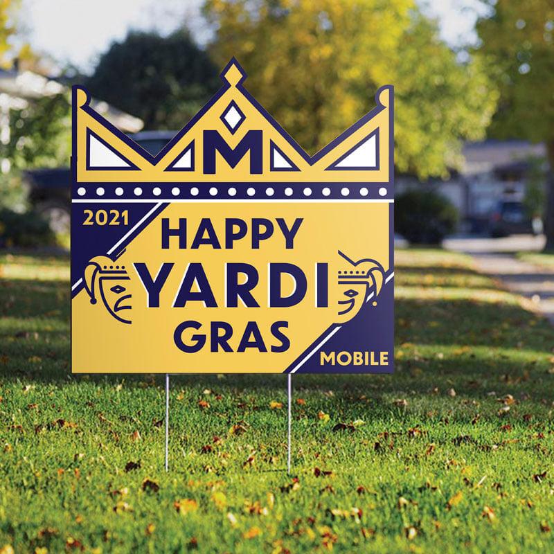 Happy Yardi Gras