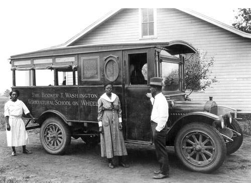 George Washington Carver'S Mobile School