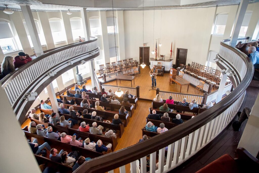 Monroeville Courthouse Monroeville Literary Festival