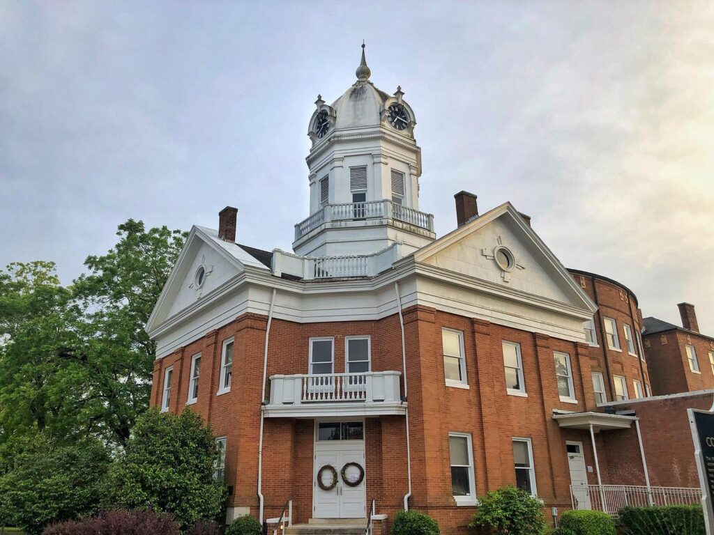 Monroeville Courthouse