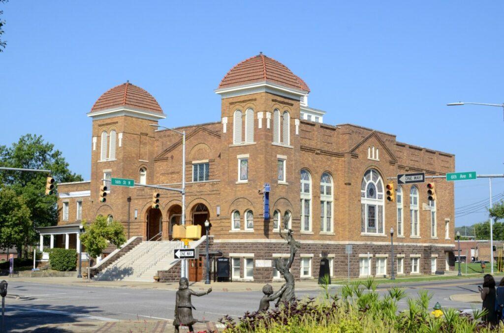 16 Street Baptist Church