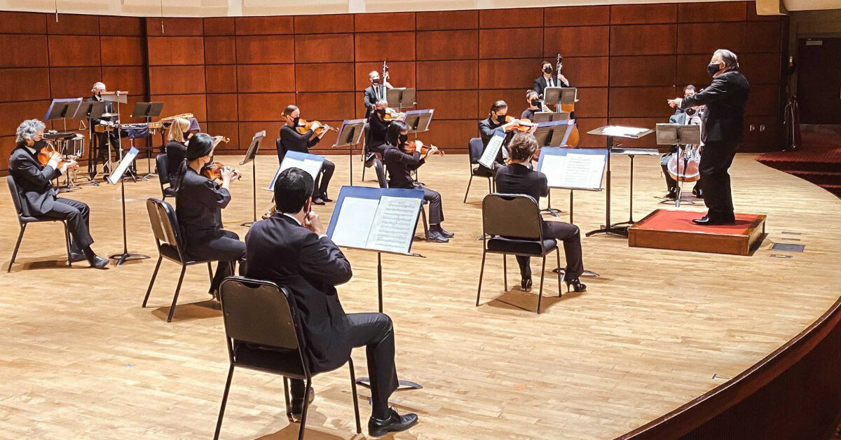 Time to face the music—Alabama Symphony Orchestra is hosting free Spring Serenades