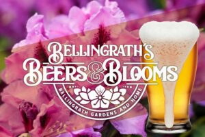 Beer And Blooms Flyer