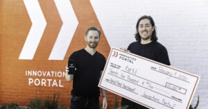 Barkd received funding from Innovation Portal