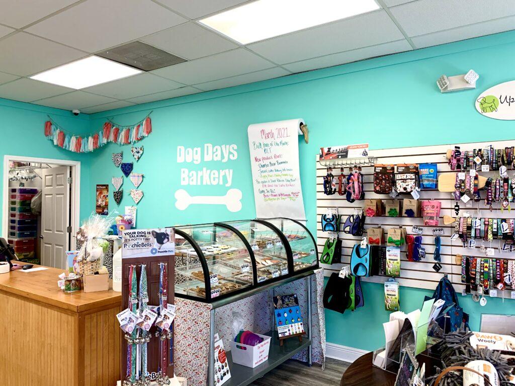 Dog Days Barkery, Mobile Al