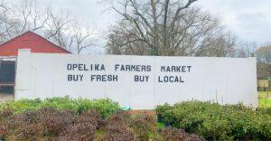 Opelika Farmers Market
