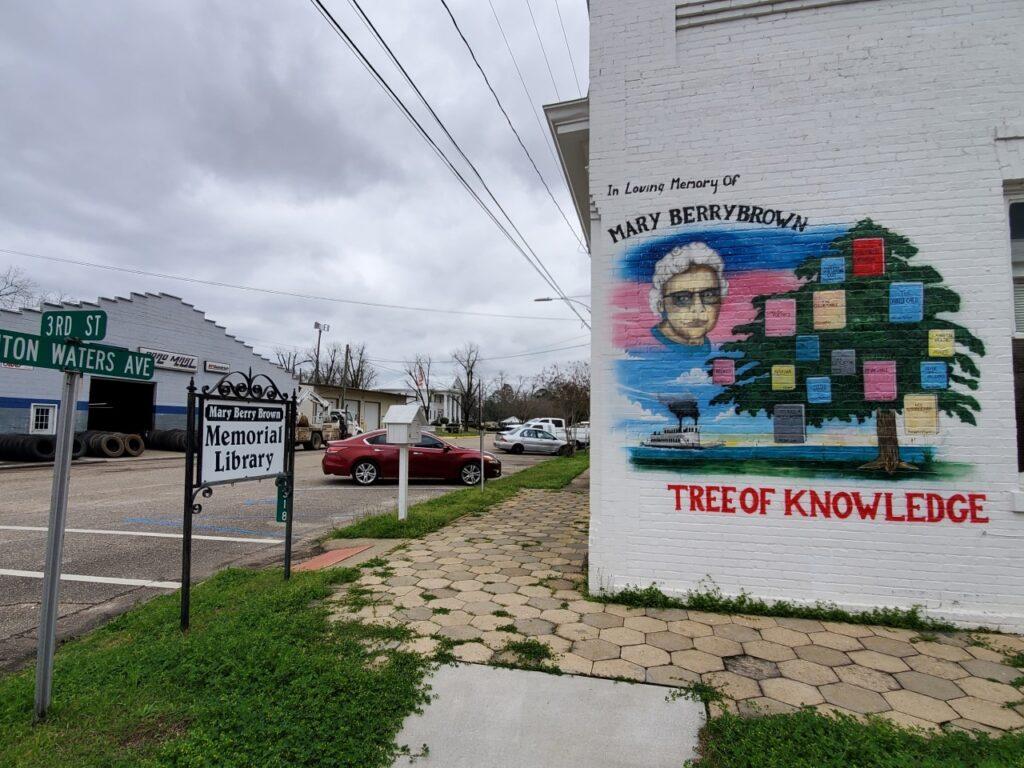 Midland City Memorial Library Rural Alabama Programs