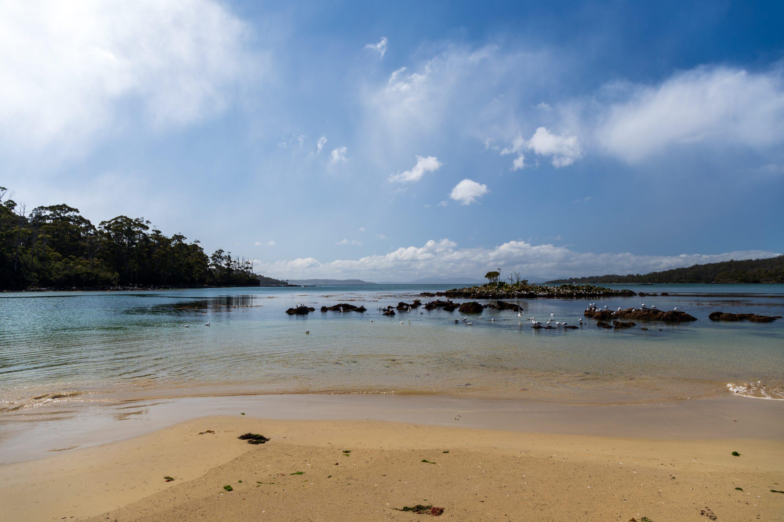 Small Beach Substitute For Hippie Beach