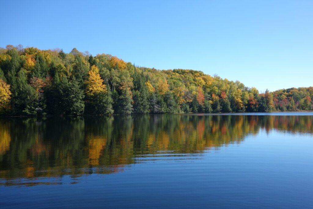Lake Photo From Unsplash
