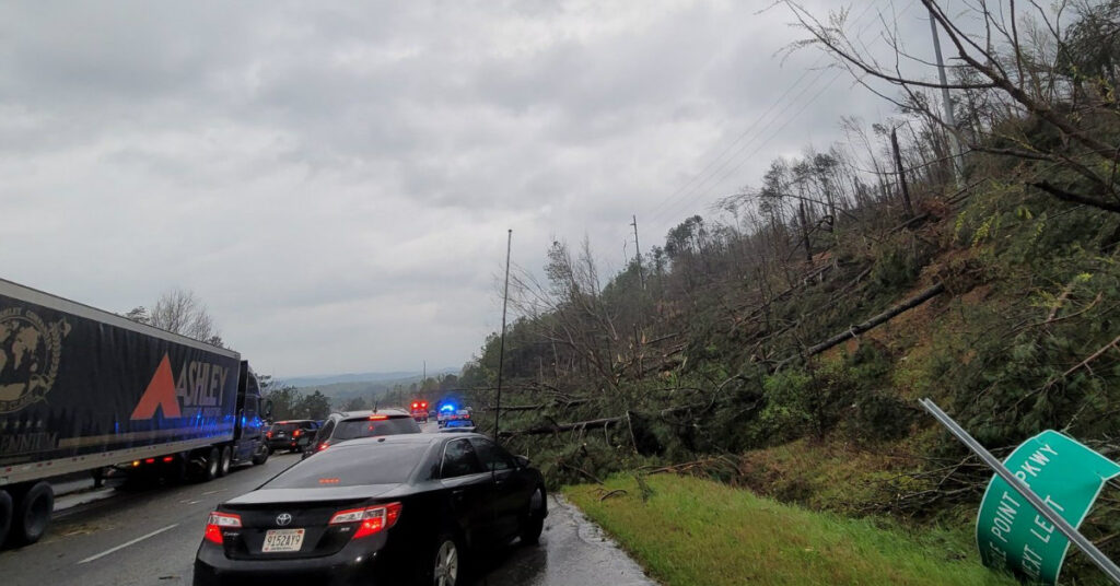 Help tornado relief efforts after Alabama's deadly storms