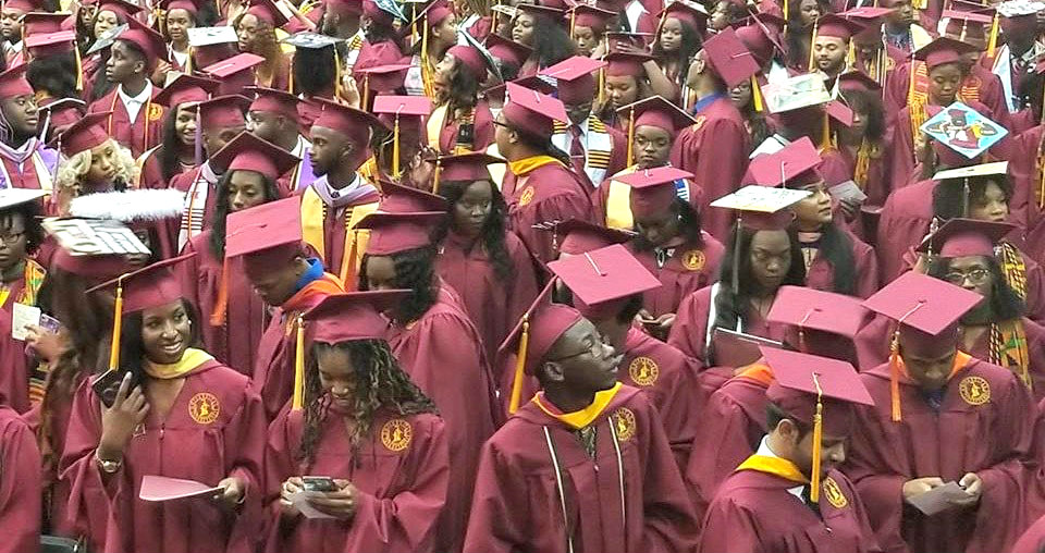 Tuskegee University's Class Of 2018
