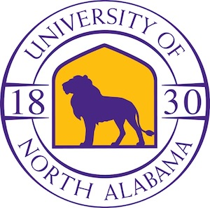 University Of North Alabama - Round Logo