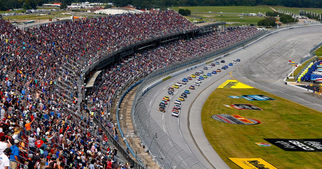 3M-square-foot business park proposed for Talladega Superspeedway