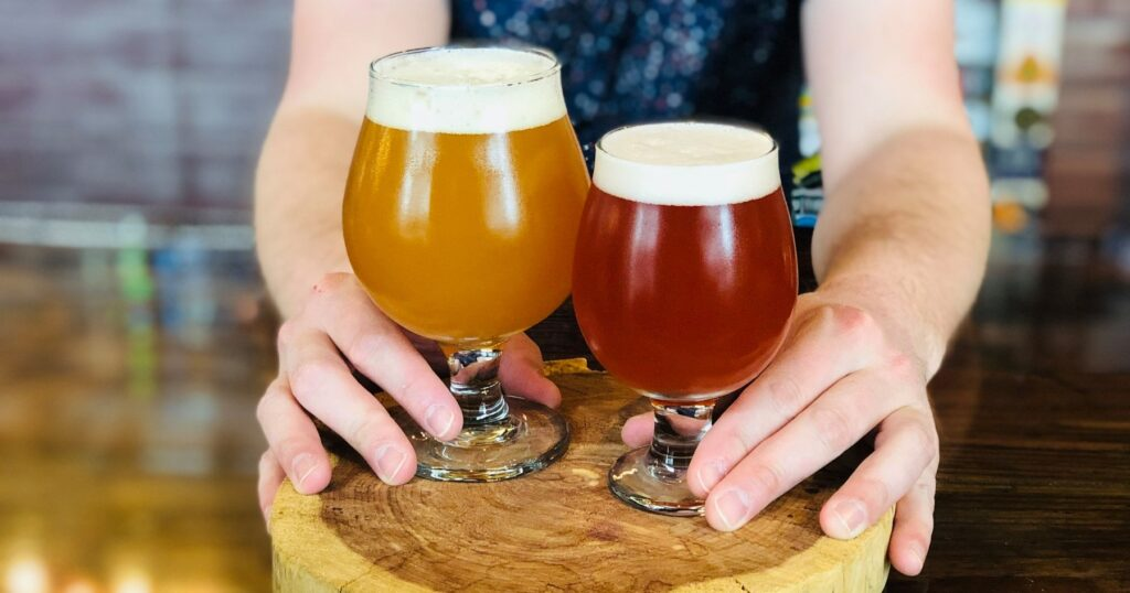 Find out-of-this-world drinks on the Downtown Huntsville Craft Beer Trail