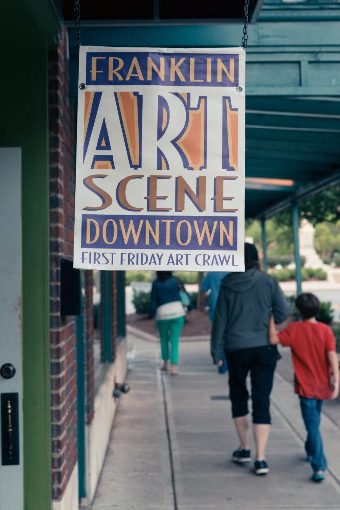 Art Scene In Franklin Tennessee 01