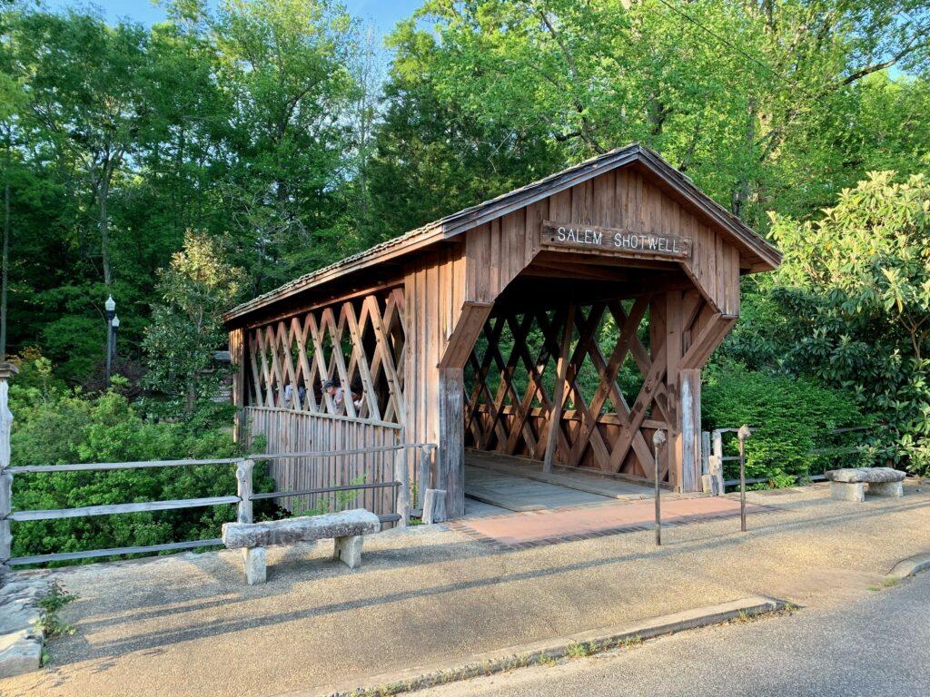 Salem Shotwell Covered Bridge