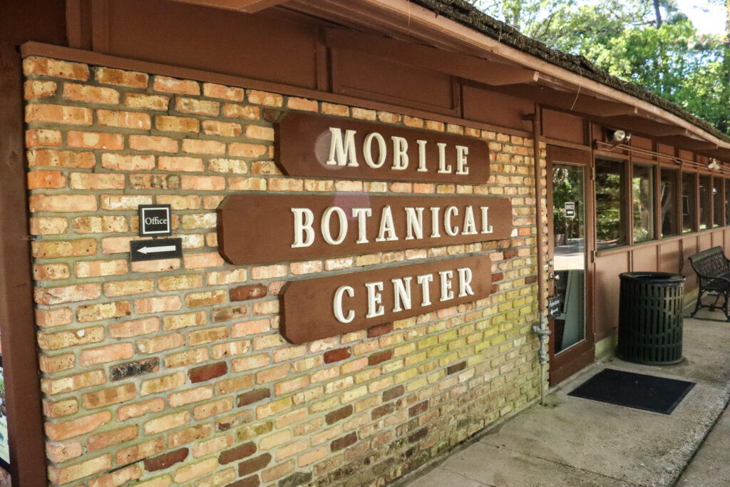 Mobile Botanical Gardens revamped through city contracts & community endowments