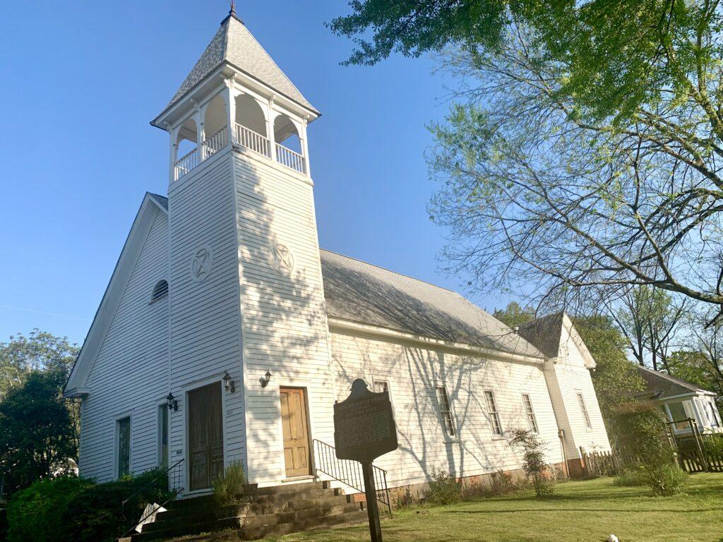 The Ebenezer Missionary Baptist Church