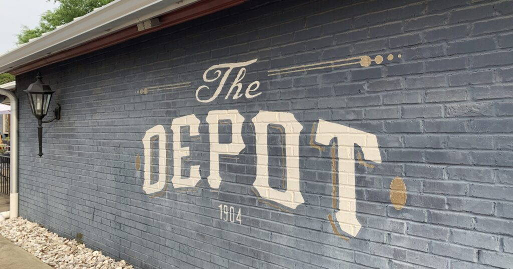 Everything you need to know about the rich history behind The Depot in Auburn