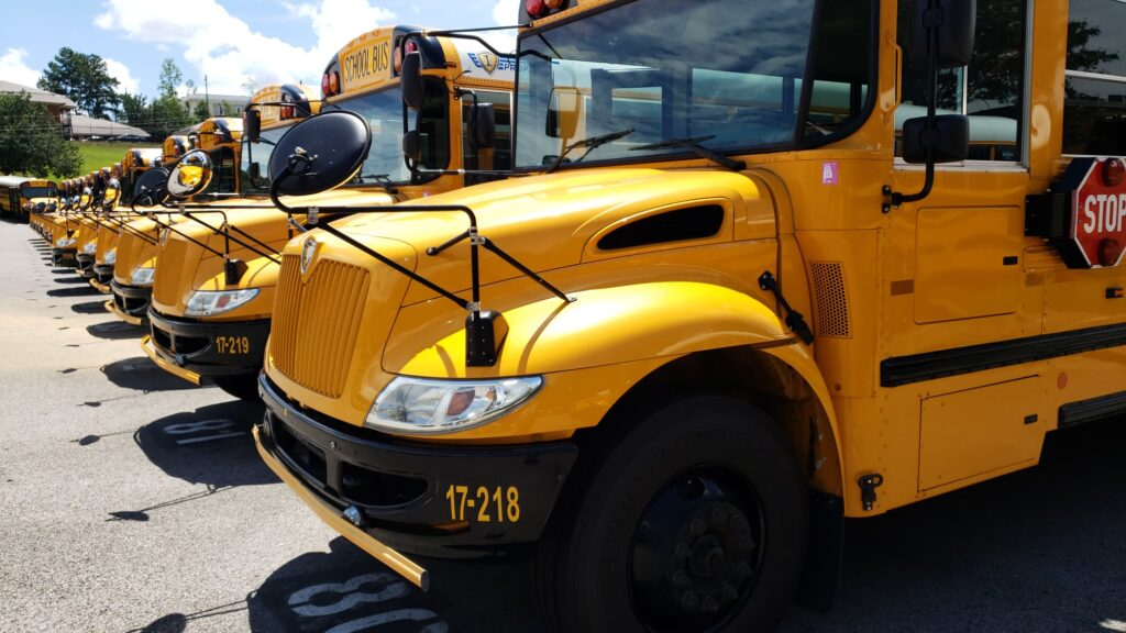 Tuscaloosa Buses