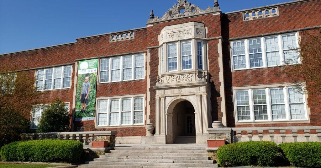 Tuscaloosa City Schools awarded prestigious Green Ribbon Award