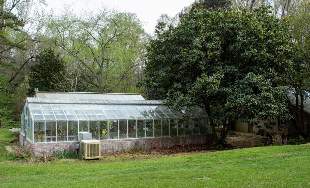 The Greenhouse At Ua'S Arboretum.