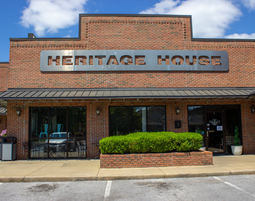 Heritage House Is My Favorite Coffee Shop In Tuscaloosa! Photo By Libby Foster For The Bama Buzz.