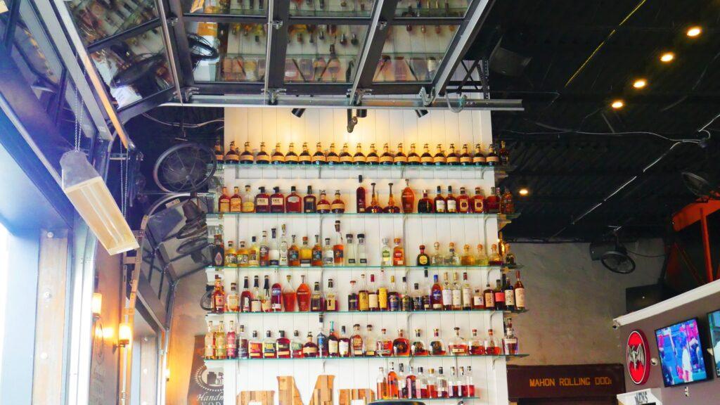 Martin Liqour 1 Day Out, Martin Bar &Amp; Bistro, Moe'S Original Bbq Huntsville, Nightout, Pourhouse, Rhythm On Monroe, Stella'S Elixir Lounge
