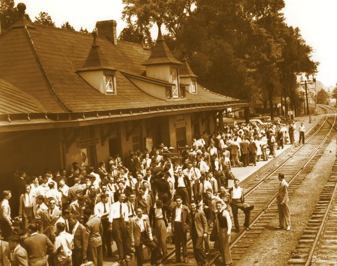 The Depot Alabama History, Auburn, Auburn History, Fine Dining, The Depot