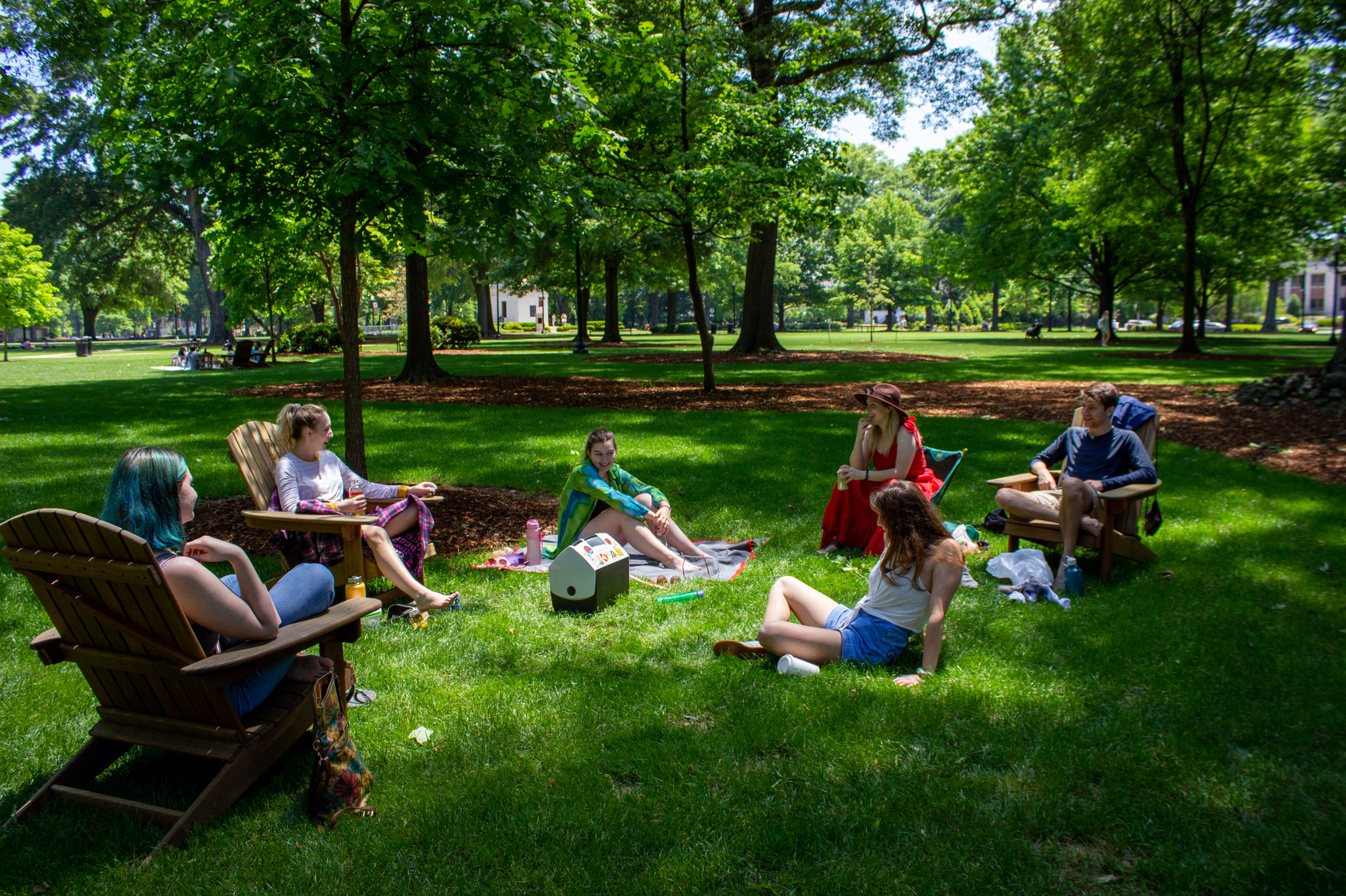 7 of the best spots to work & study in Tuscaloosa