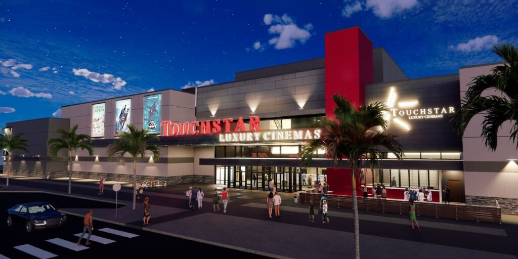 Alabama's largest movie screen coming to Huntsville in 2022