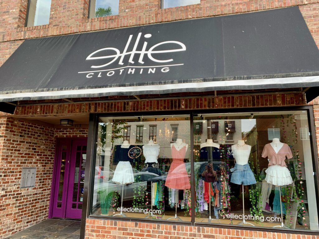 Fullsizerender 10 3 Auburn, Behind The Glass, Charming Oaks, Elisabet Boutique, Ellie Clothing, The Locker Room, Therapy