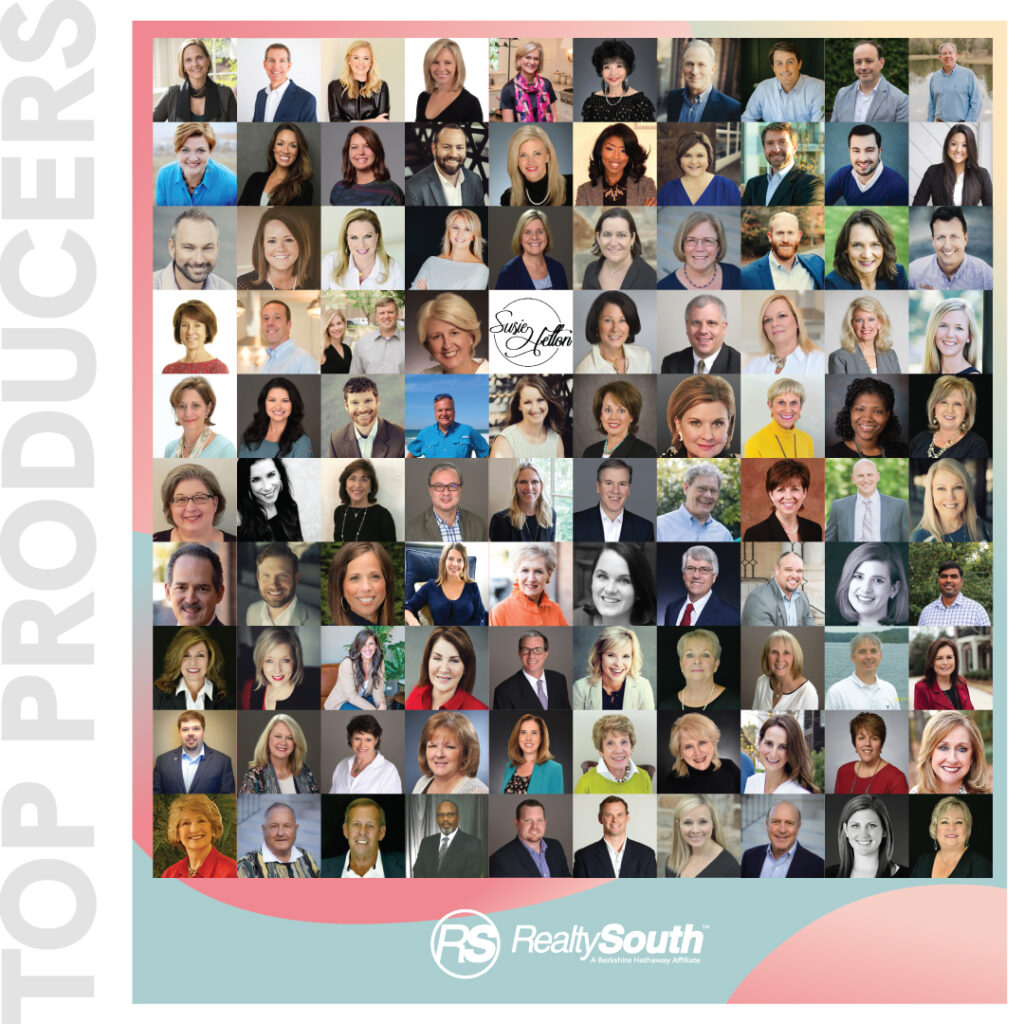 Realtysouth Top Producers