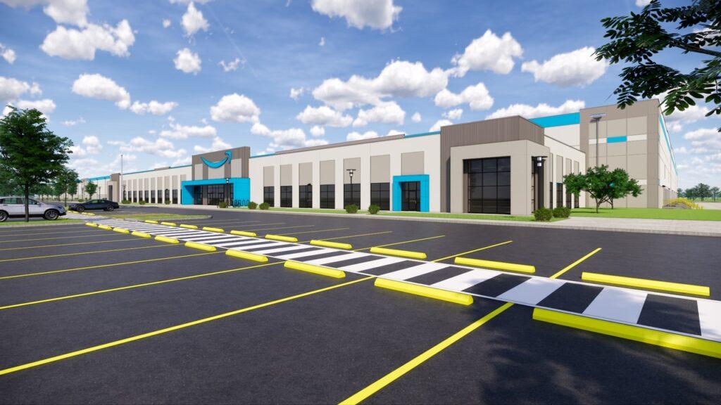 Amazon Fulfillment Center planned for Huntsville, creating 500 new jobs