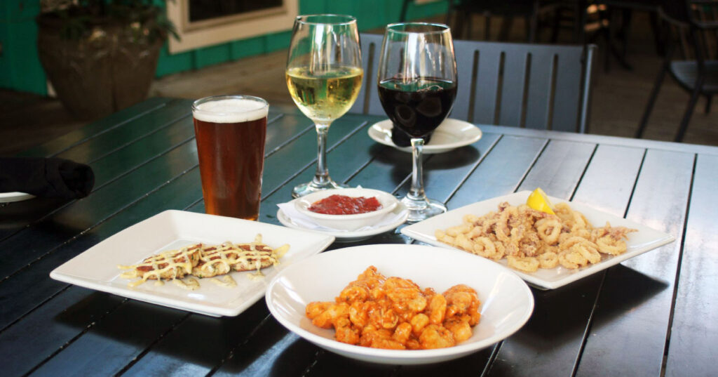 Cosmos 1 Beach, Gulf Coast, Gulf Shores, Orange Beach, Outdoor Dining, Outdoor Seating Restaurants, Restaurants