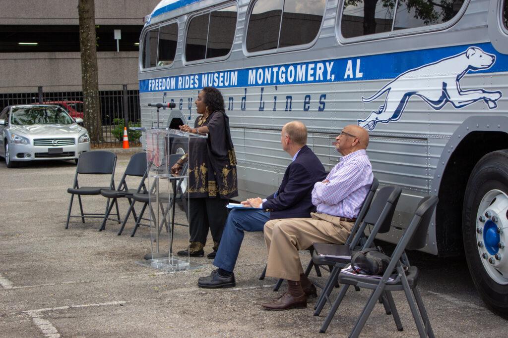 Freedom Riders speak in Alabama 60 years later