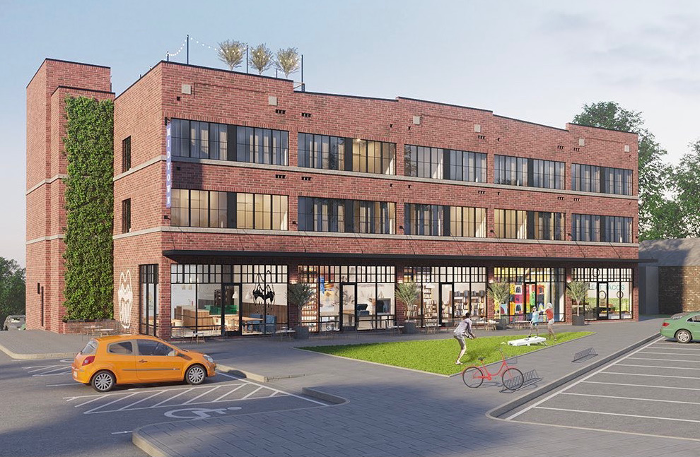 5 exciting developments in Mobile, including The Lofts at Midtown