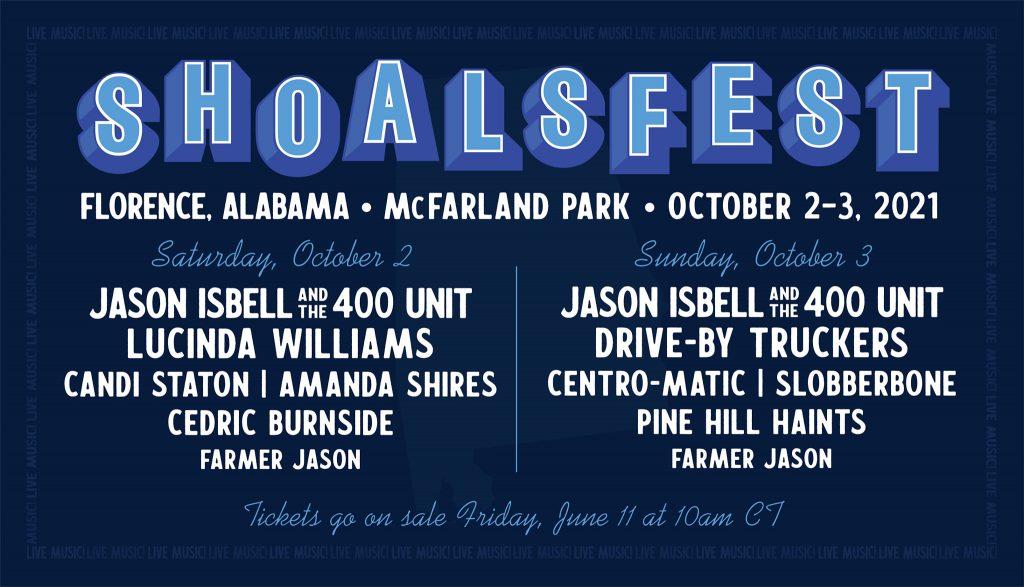 Shoalsfest Music Festival