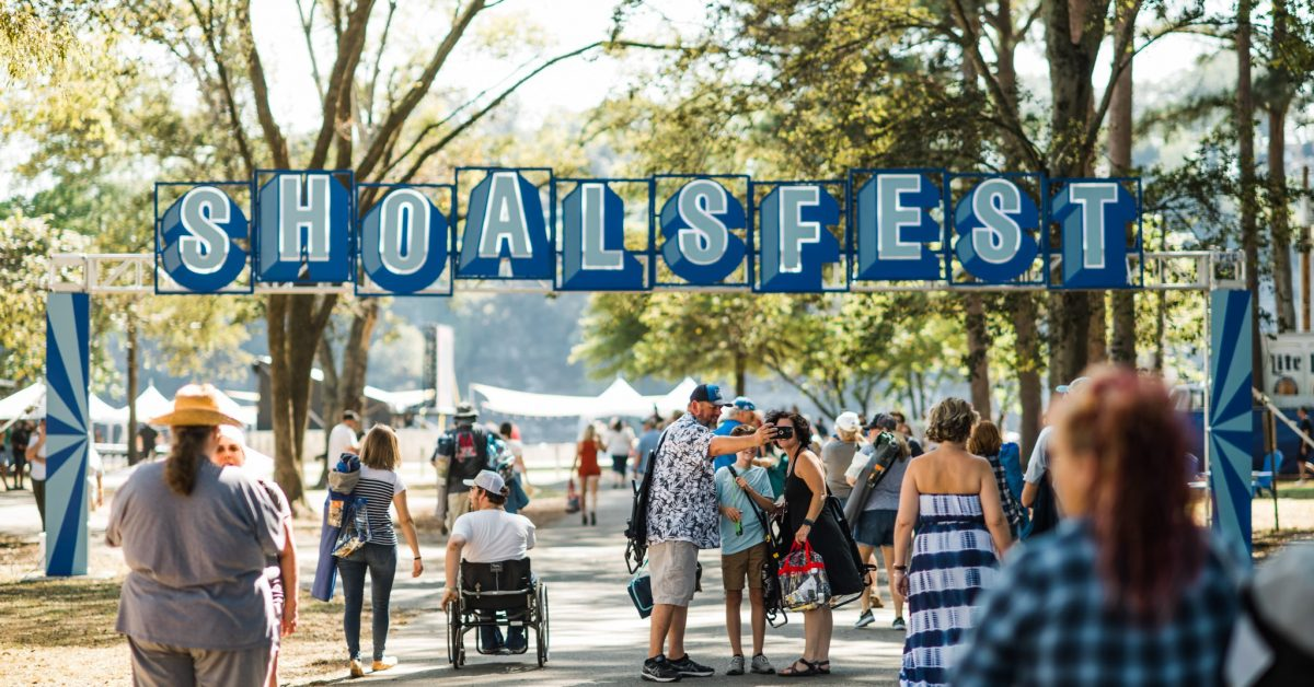 ShoalsFest returns to Florence this October. We've got the deets + how to get tickets