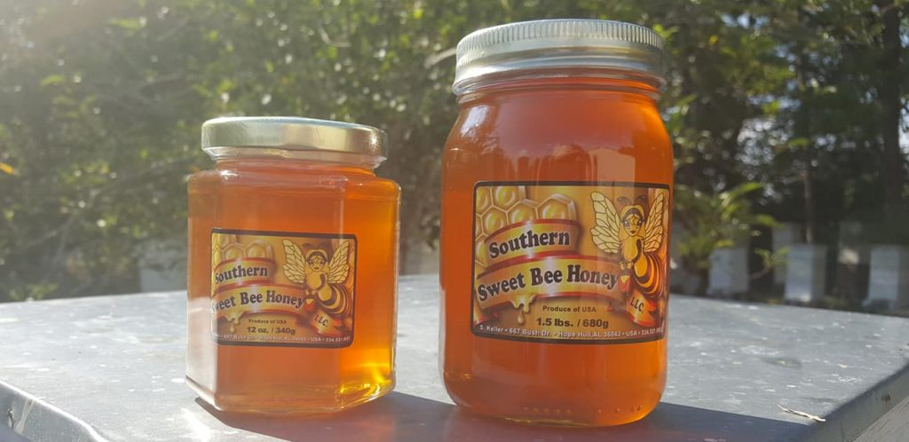7 of the buzzy spots for homegrown honey in Alabama