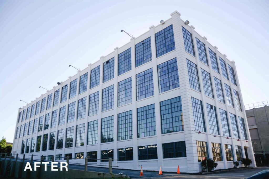This Huntsville Building is being renovated & revived through Historic Tax Credits