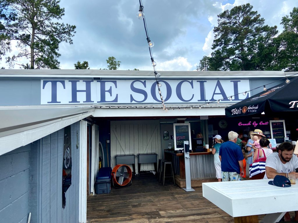 The Social Lake Martin