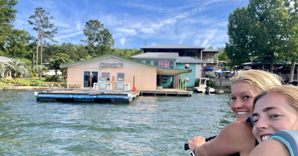 6 must-visit spots across beautiful Lake Martin, Alabama