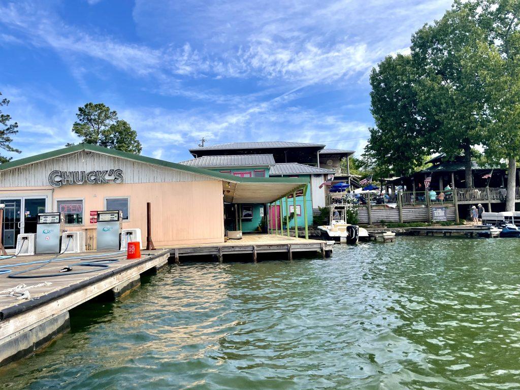 Chuck'S Lake Martin