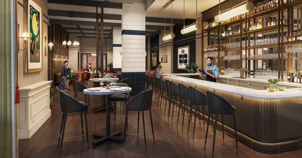 New restaurant & rooftop bar coming to Huntsville's 106 Jefferson hotel